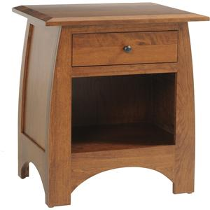 Rotmans Amish Davidson Meadow Nightstand