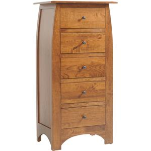 Rotmans Amish Davidson Meadow Lingerie Chest