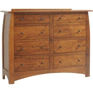 Millcraft Bordeaux High Dresser