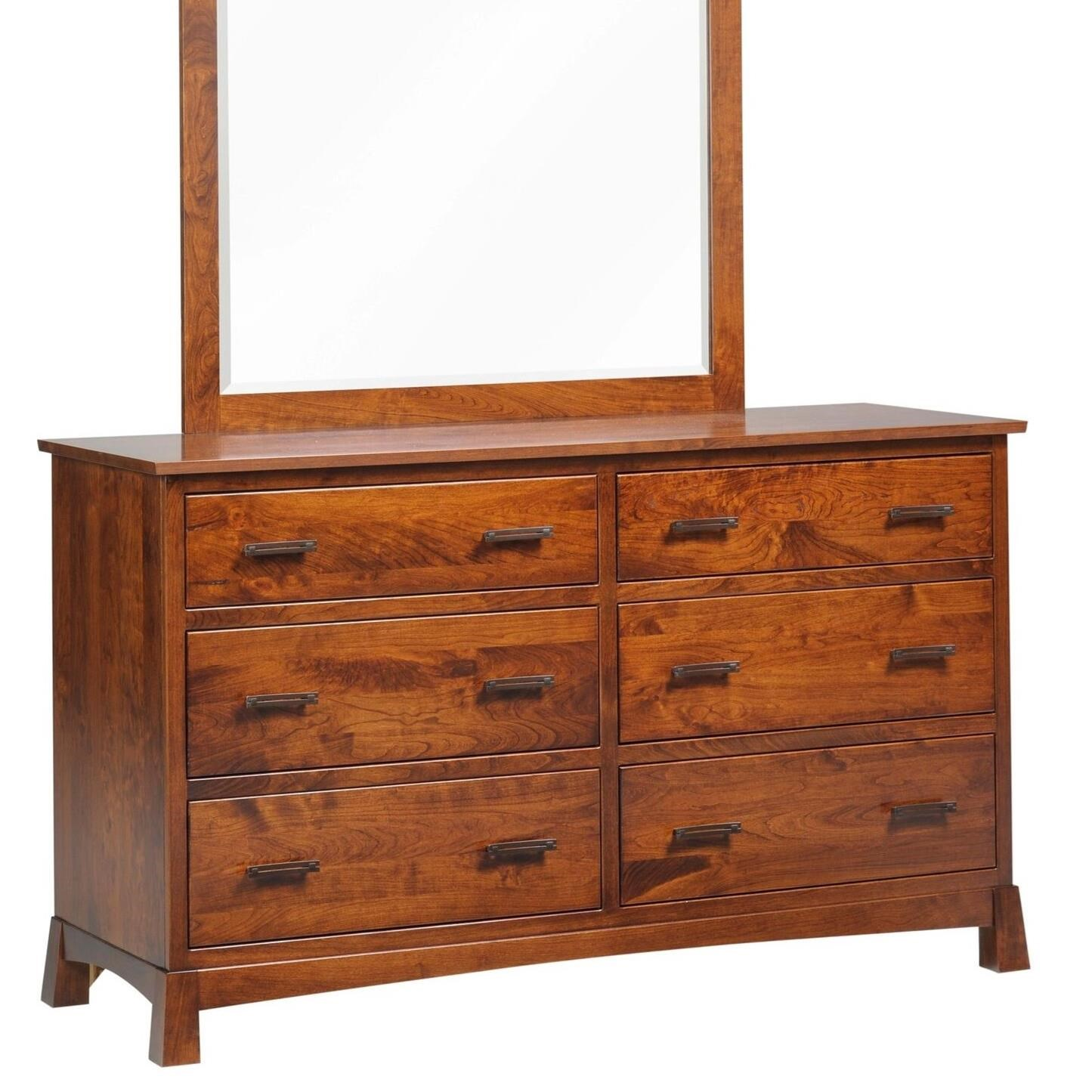 Catalina Small Dresser by Millcraft at Saugerties Furniture Mart