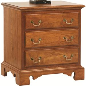 Rotmans Amish Elegant River Bend Nightstand