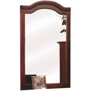 Rotmans Amish Elegant River Bend Mirror