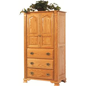 Rotmans Amish Journeys End Armoire