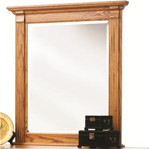 Rotmans Amish Journeys End Bevel Mirror