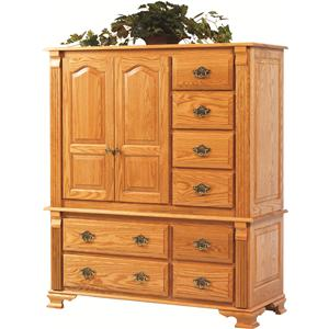 Rotmans Amish Journeys End Grande Chest
