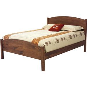 Queen Eclipse Bed