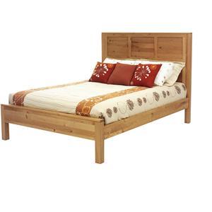 Millcraft Lynnwood King Panel Bed