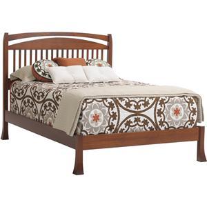 Rotmans Amish Oasis Full Slat Bed