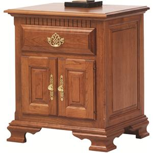 Rotmans Amish Victorias Tradition Night Stand