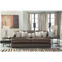 Millennium Fielding Chocolate Sofa - Item Number: 4210138