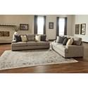 Millennium Austwell Living Room Group - Item Number: 55901 Living Room Group 1