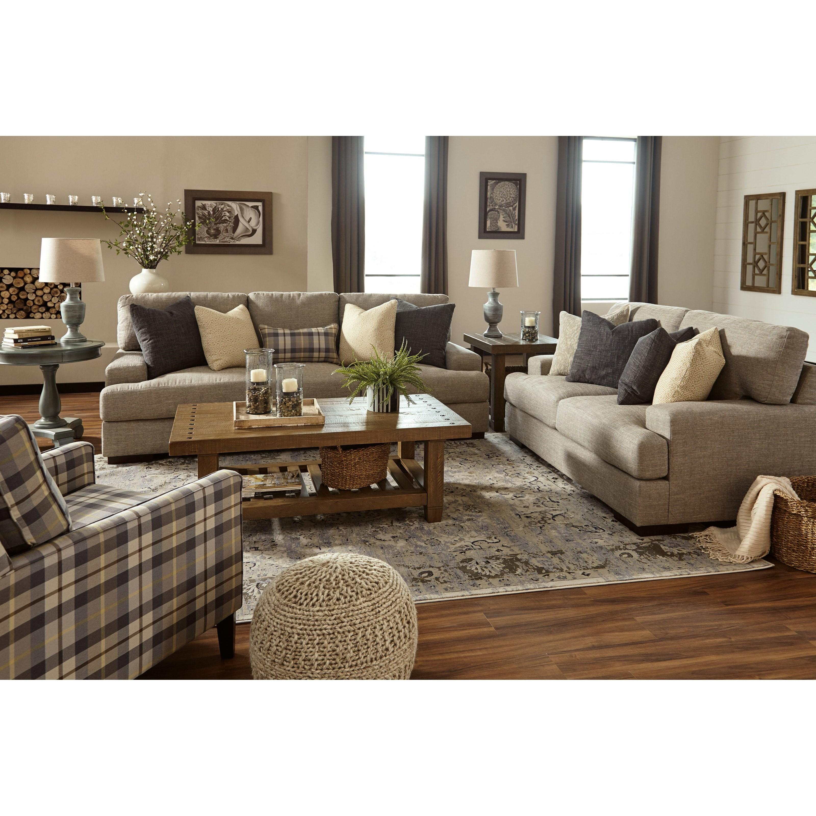 Millennium Austwell Living Room Group - Item Number: 55901 Living Room Group 2