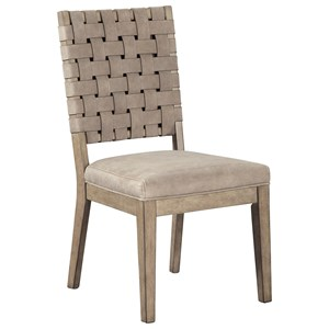 Millennium Chapstone Dining Upholstered Side Chair