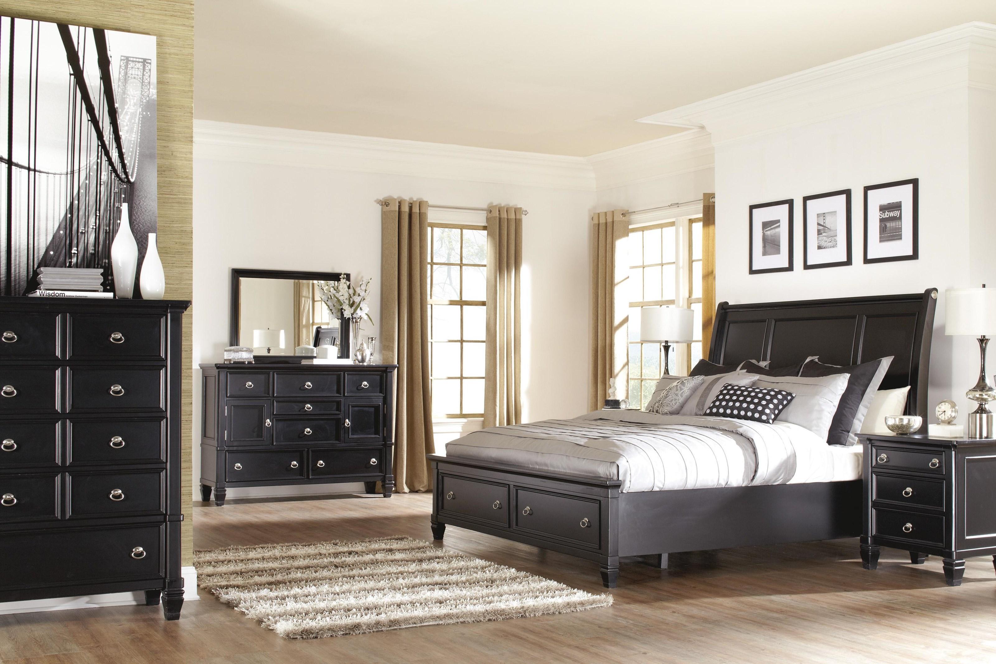 Millennium Greensburg Queen Bedroom Group 2 - Item Number: B671