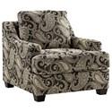 Millennium Gypsum Accent Chair - Item Number: 2850122