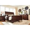 Millennium Hadelyn King Bedroom Group - Item Number: B713 K Bedroom Group 1