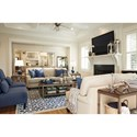 Millennium Harahan Stationary Living Room Group - Item Number: 35701 Living Room Group 6