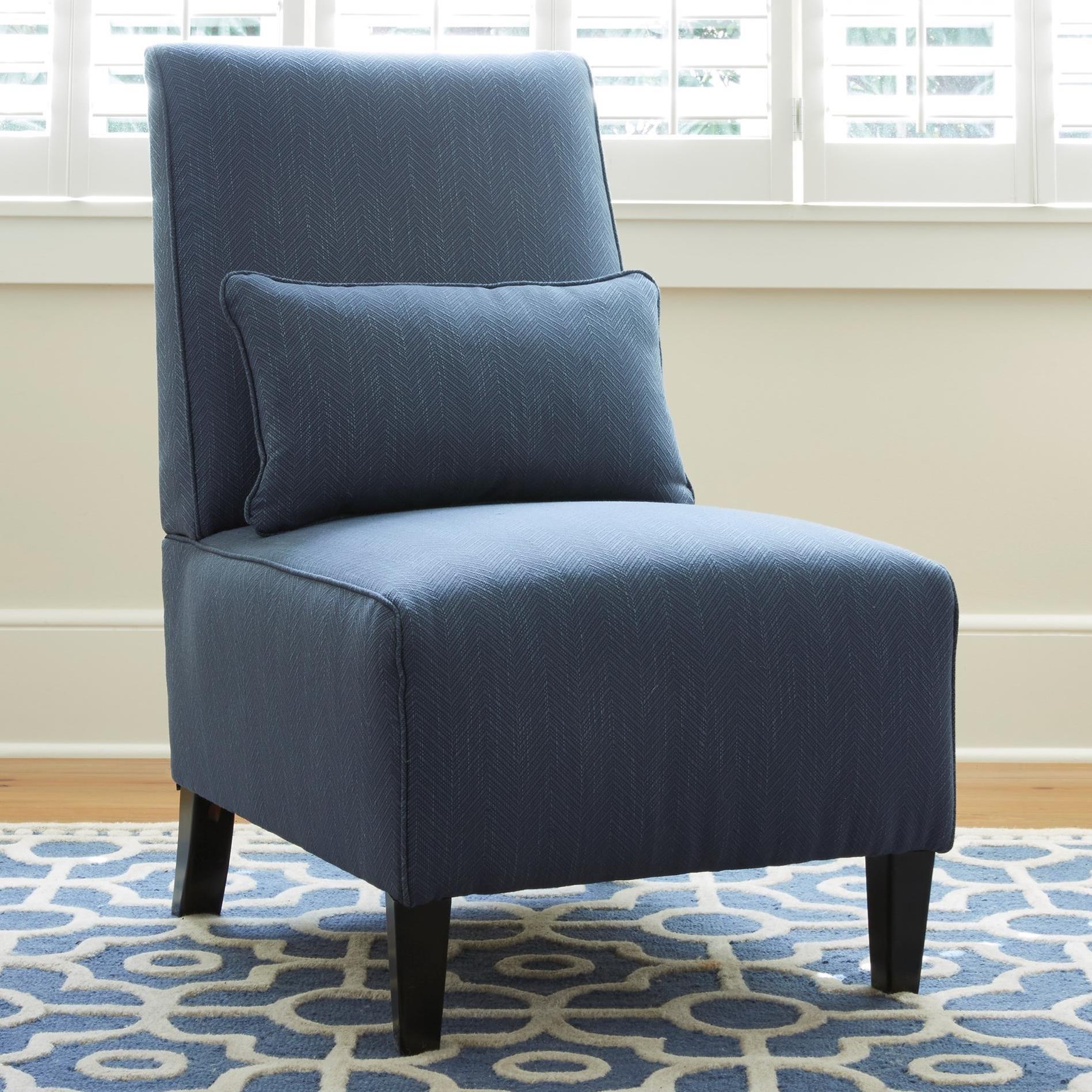 Millennium Harahan Armless Chair - Item Number: 3570146
