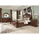 Millennium Ledelle California King Bedroom Group - Item Number: B705 CK Bedroom Group 1