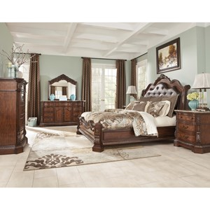 Millennium Ledelle California King Bedroom Group