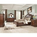 Millennium Ledelle King Bedroom Group - Item Number: B705 K Bedroom Group 2