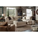 Millennium Malakoff Stationary Living Room Group - Item Number: 51702 Living Room Group 2