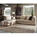 Millennium Malakoff 2-Piece Sectional with Left Chaise - Item Number: 5170216+67