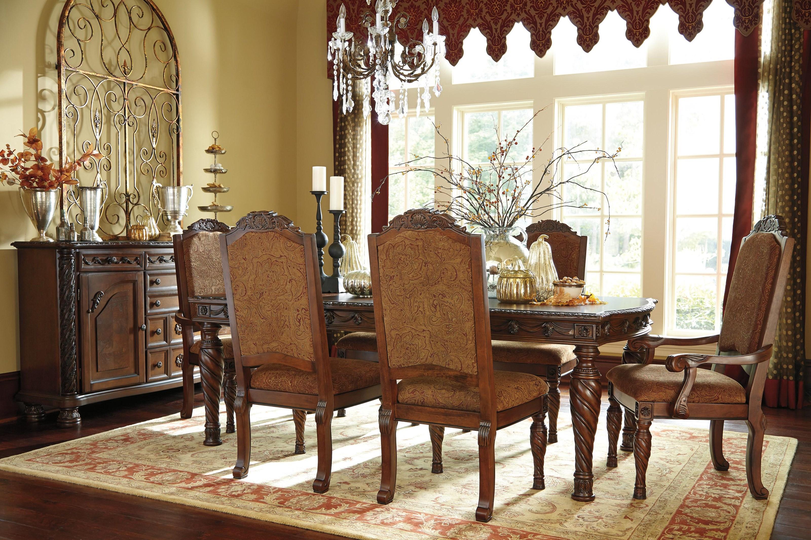7 PC Formal Dining Set