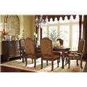 Millennium North Shore 7 PC Formal Dining Set - Item Number: 391255354