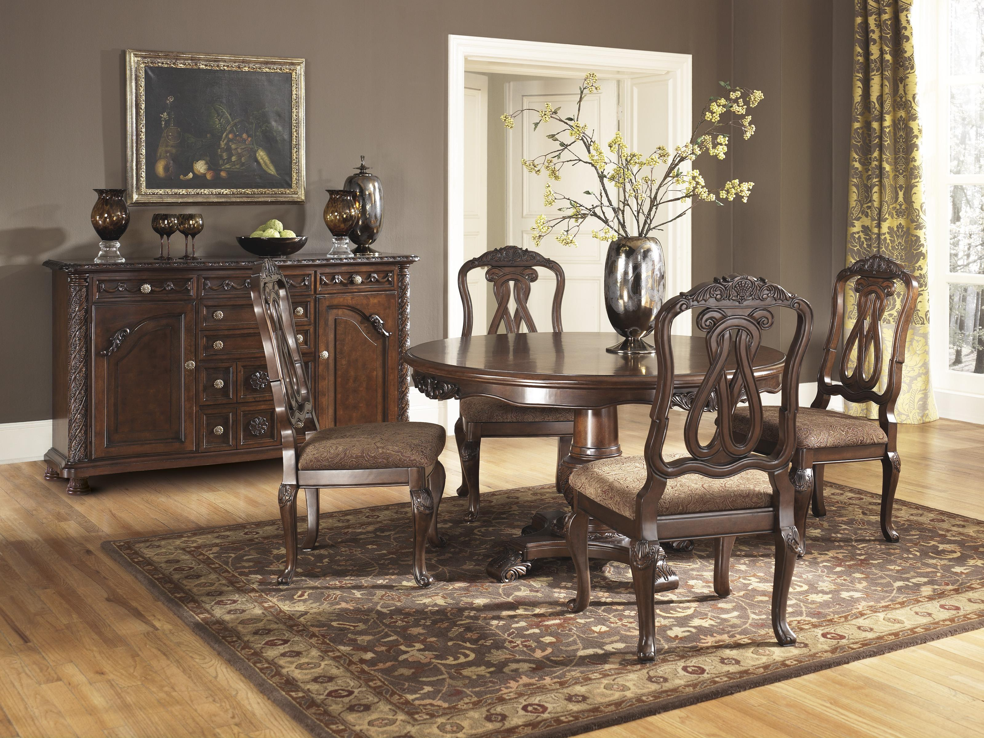 Millennium North Shore Casual Dining Room Group - Item Number: D553 Dining Room Group 1