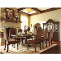 Millennium North Shore Formal Dining Room Group - Item Number: D553 Dining Room Group 10