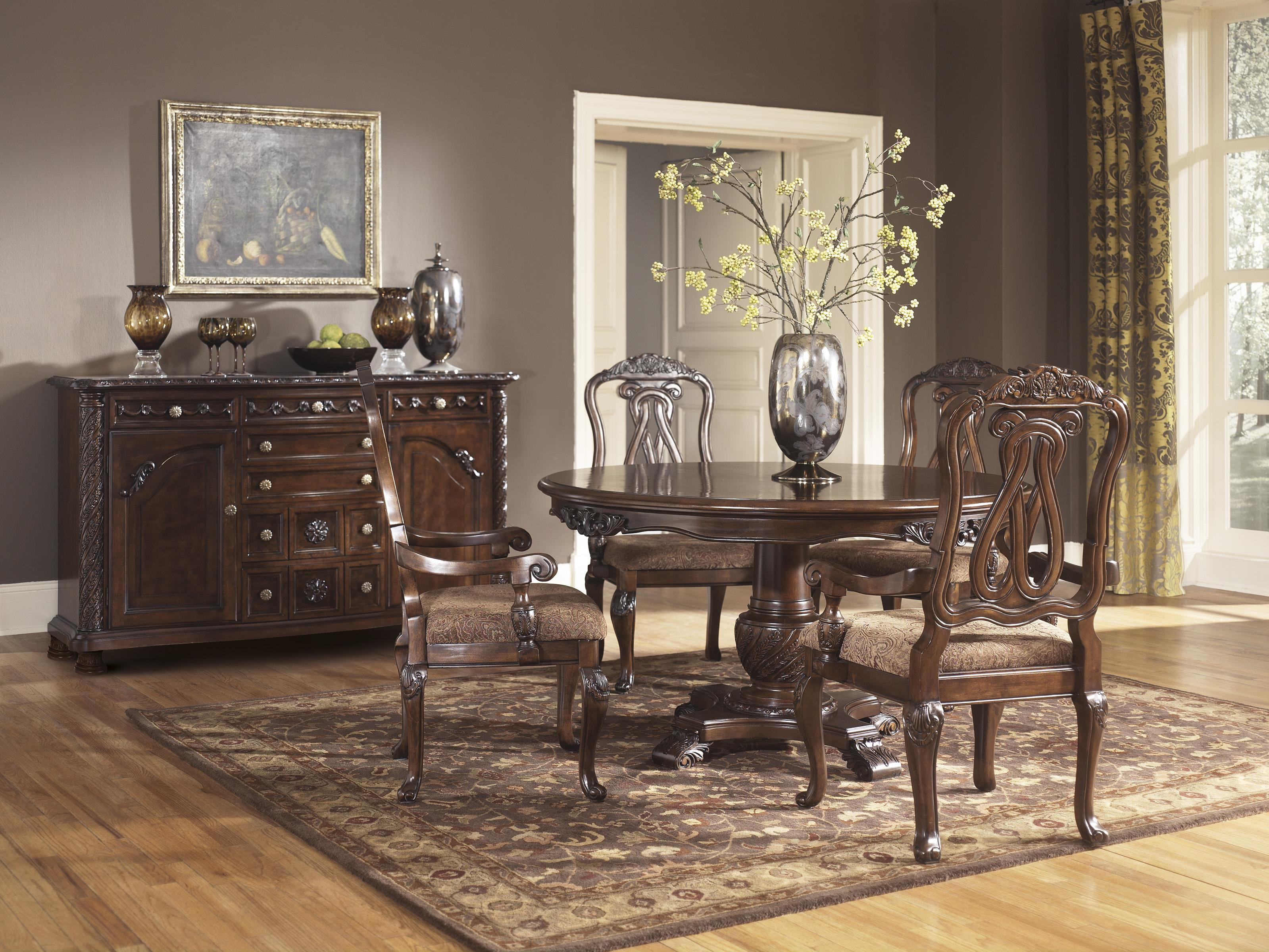 Millennium North Shore Formal Dining Room Group - Item Number: D553 Dining Room Group 2