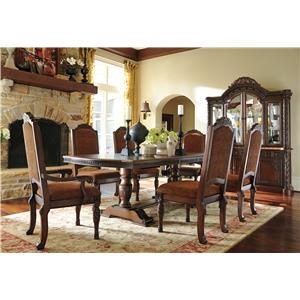 Millennium North Shore Formal Dining Room Group Part 86