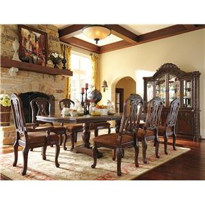 Amazing Formal Dining Room Group