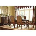Millennium North Shore Rectangular Extension Dining Table