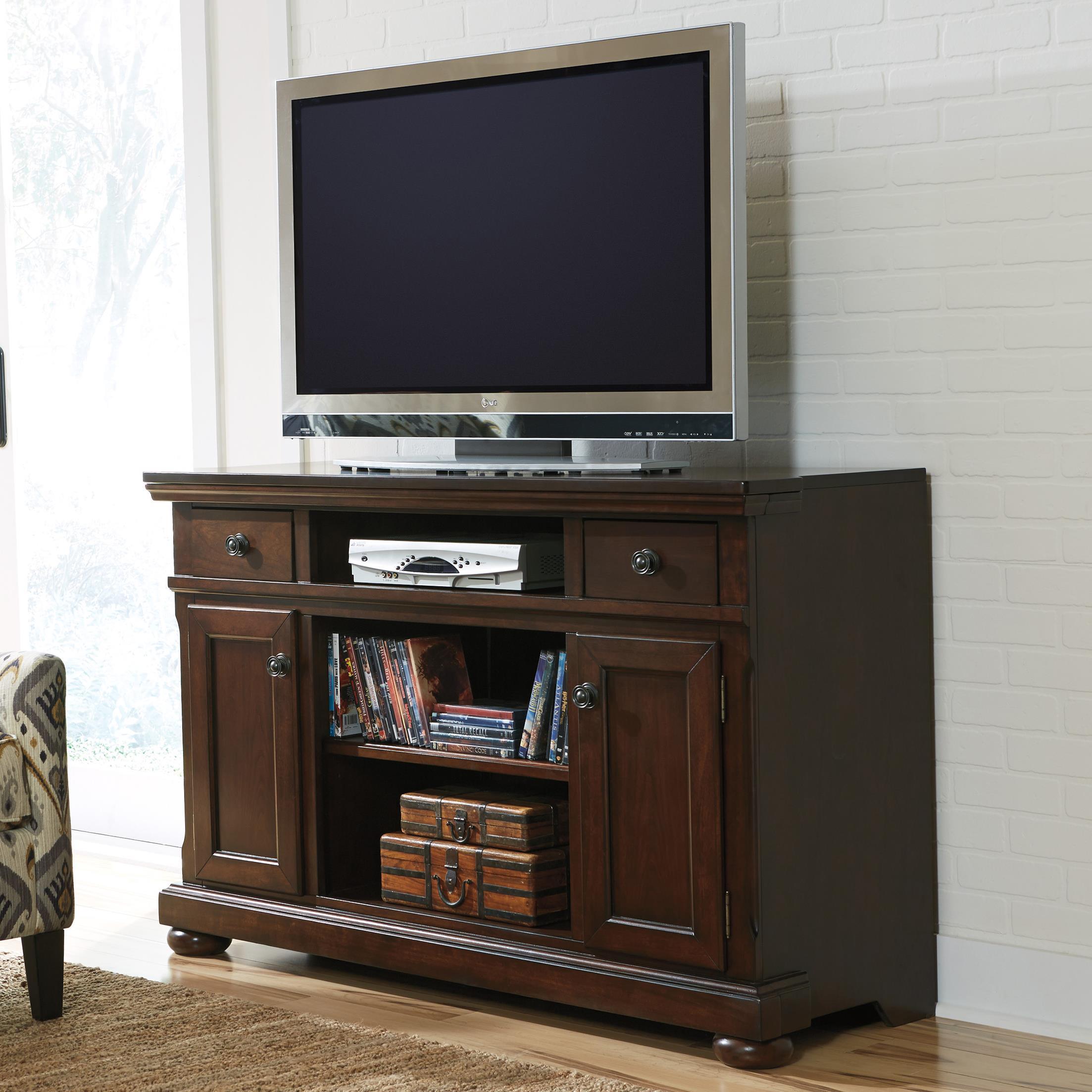 Millennium Porter Large TV Stand - Item Number: W697-120