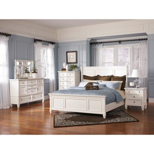 Millennium Prentice King Bedroom Group