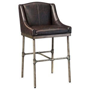 Millennium Starmore Tall Upholstered Barstool