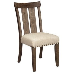 Millennium Wendota Dining Upholstered Side Chair