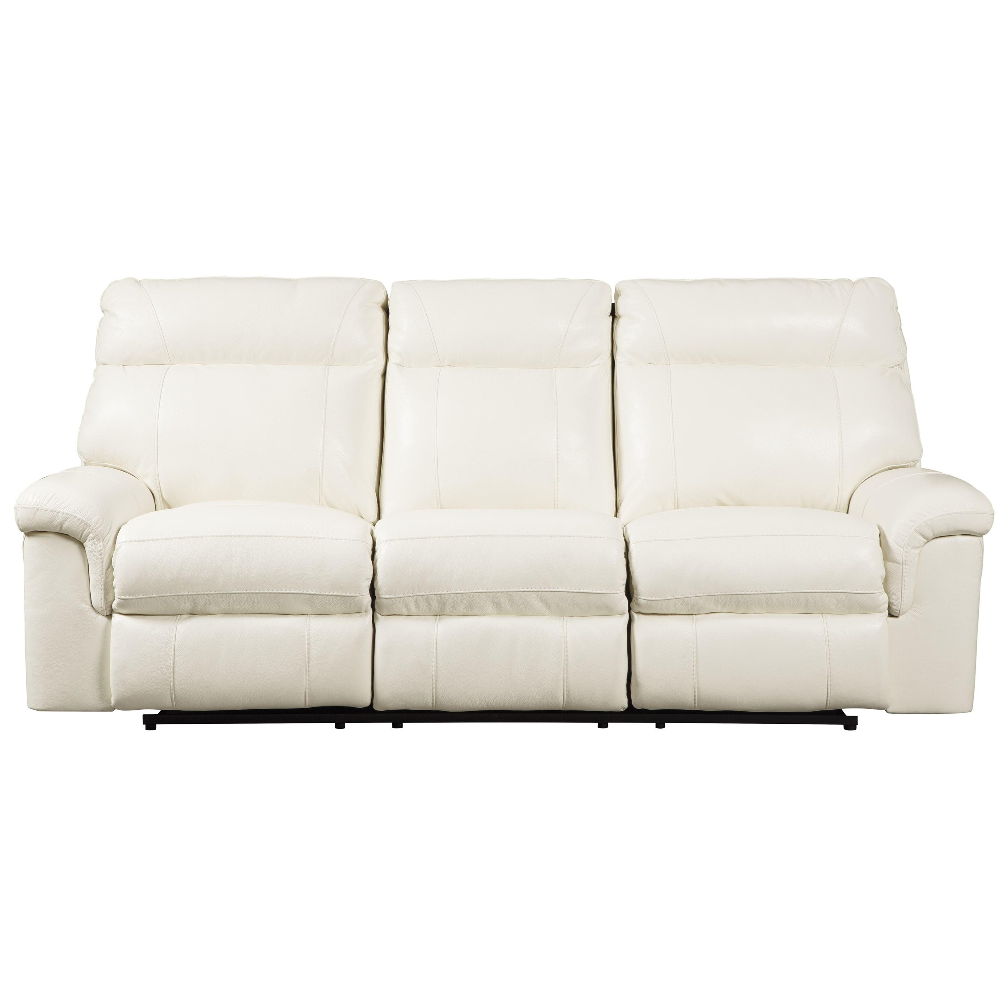 Millennium Whiteville Power Reclining Sofa w/ Adjustable Headrest - Item Number: 1900215