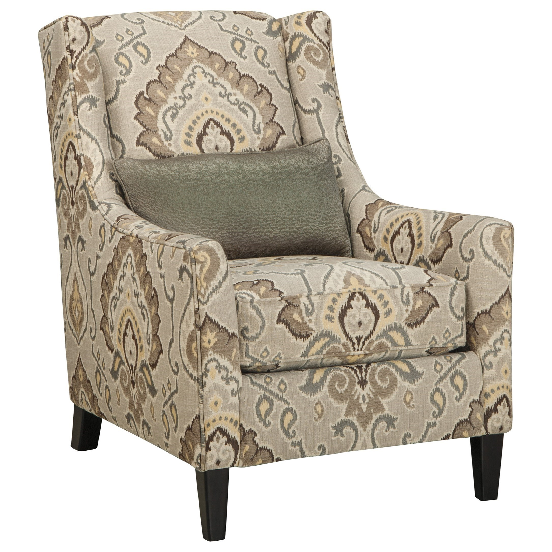 Millennium Wilcot 2870122 Contemporary Accent Chair With