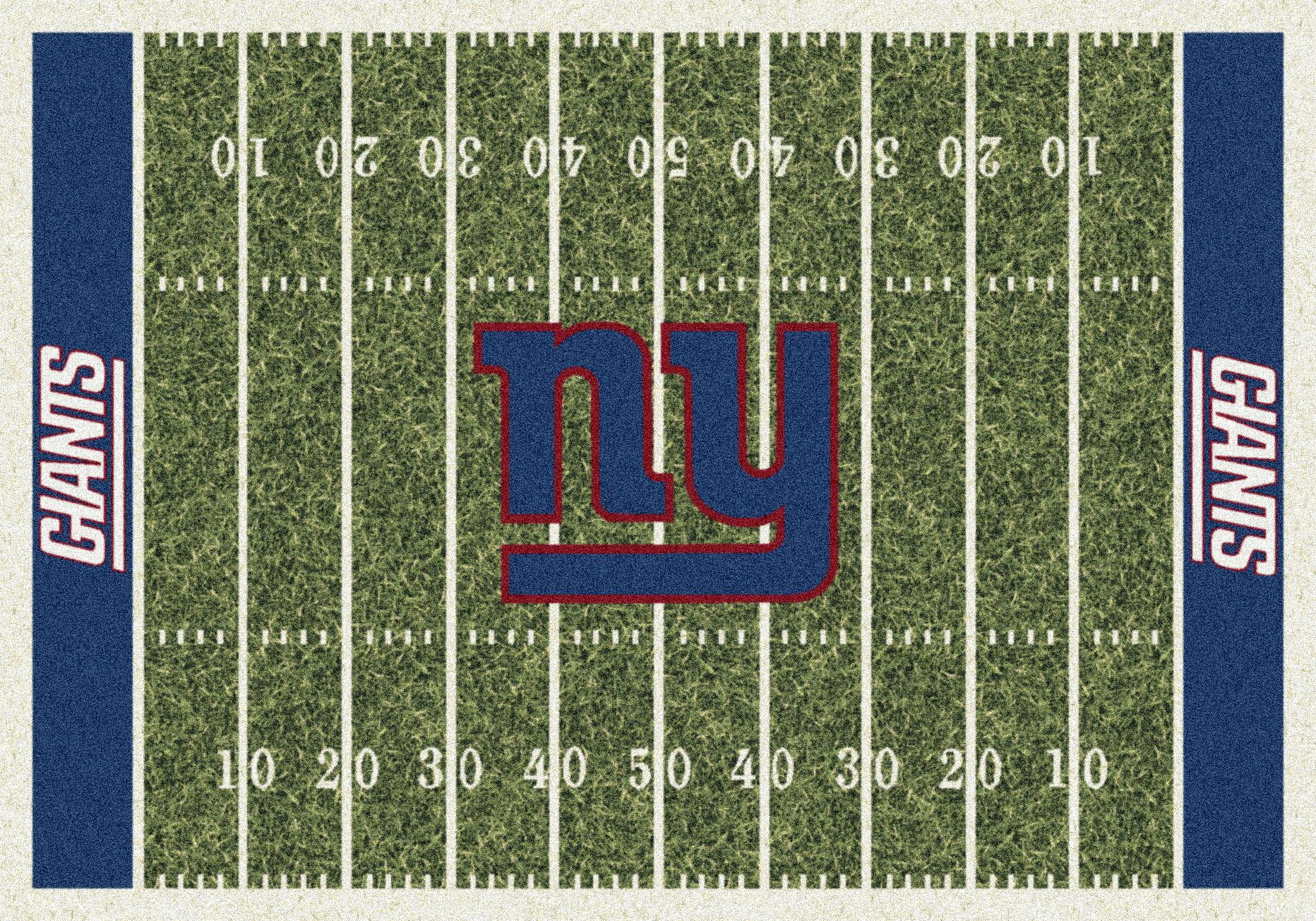 NY Giants Area Rug