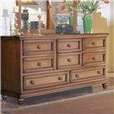 Brazil Furniture Group Sunderland Six Drawer Dresser