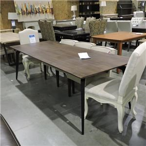 "Miscellaneous Clearance 96"" Dining Table"