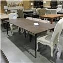 """Miscellaneous Clearance 96"""" Dining Table - Item Number: 009985815"""