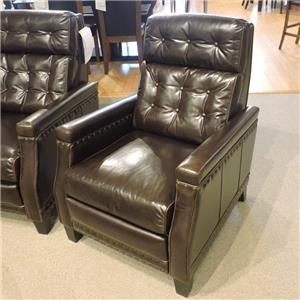 Douglas Leather Reclining