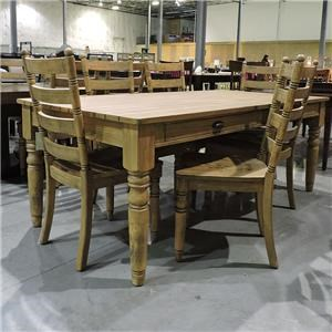 Miscellaneous Clearance 7 Piece Dining Set