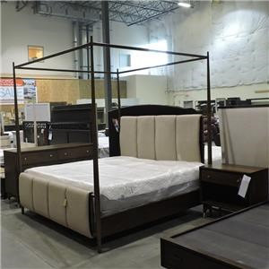 Miscellaneous Clearance Ellen King Bed Room Group