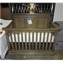Miscellaneous     Panel Crib - Item Number: 105379496