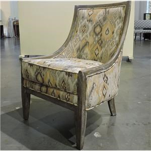 Miscellaneous Clearance Wood Trim Chair